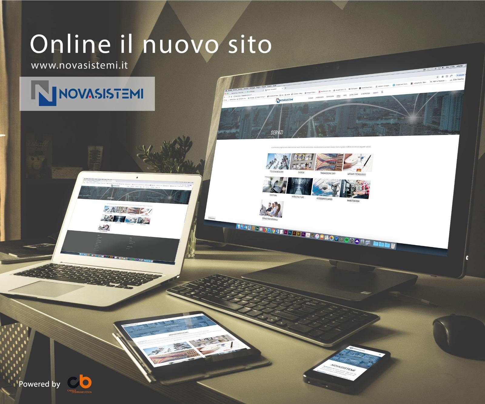 Novasistemi_sito